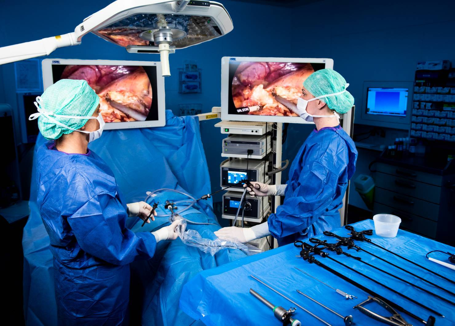 Stöpler propose des solutions haut de gamme spécialisées pour le secteur médical