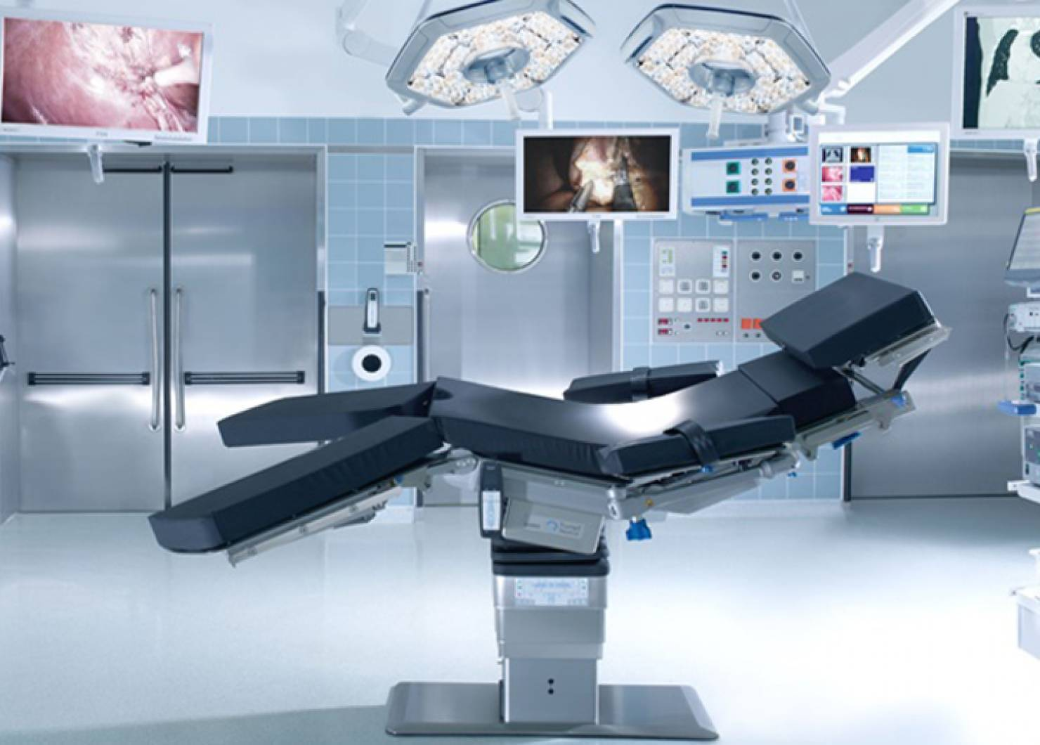 operatiekamer inrichting