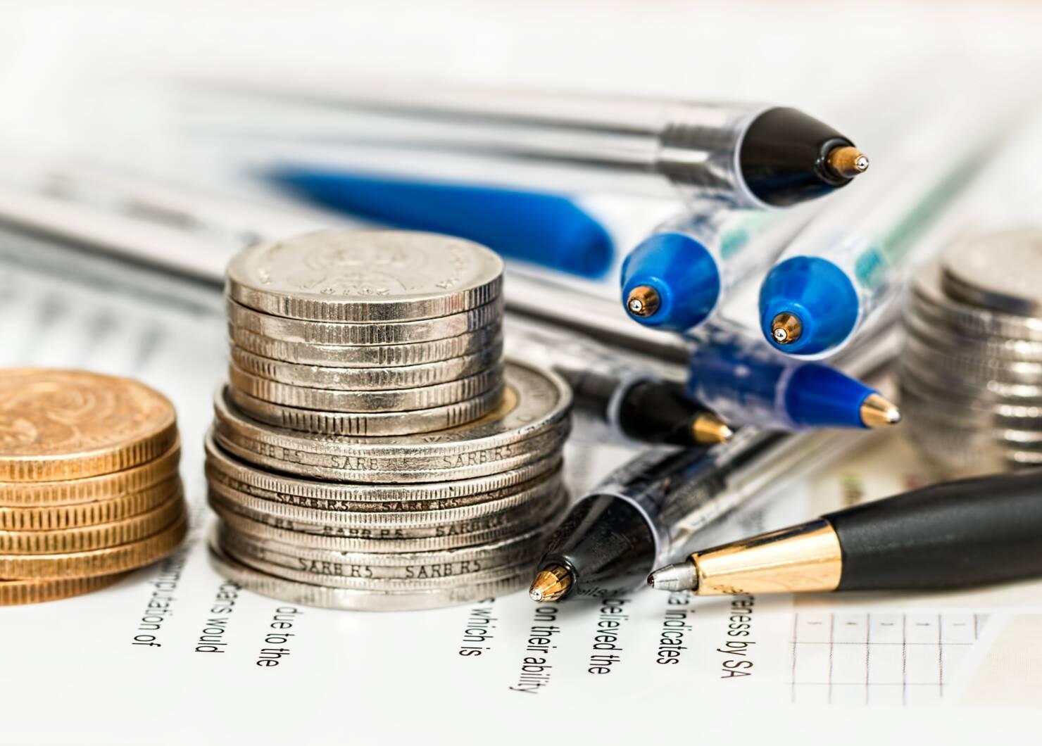 Stöpler financiering